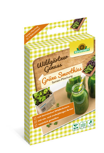 "Wildgärtner Genuss "" Grüne Smoothies """